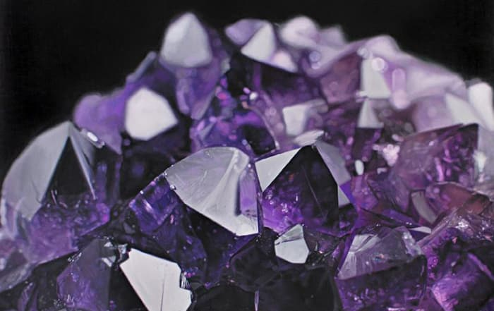 The Amethyst is a very strong protection stone. It calms and stimulates the brain.