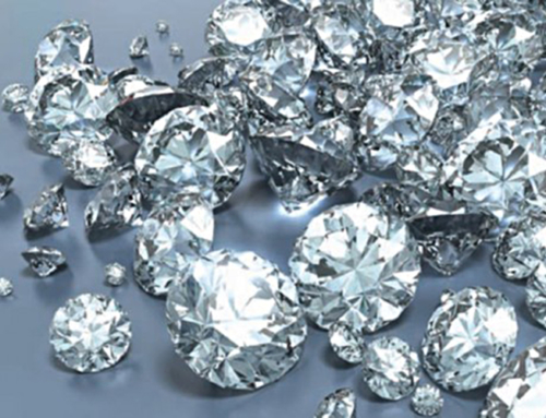 La pierre du mois : AVRIL – Le Diamant