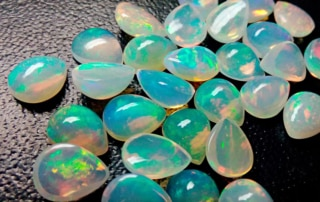 L'opale encourage la liberté et l'indépendance
