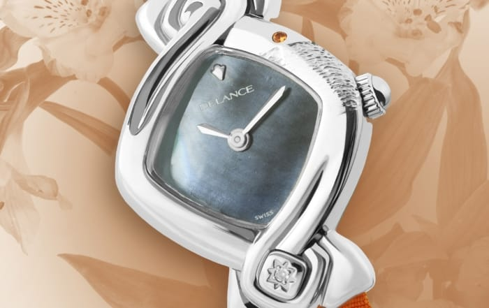 Coraline : L'énergie de la force vitale, une montre Delance personnalisée