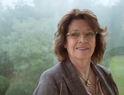 Giselle Rufer Delance ambassadrice de la fondation Pacte