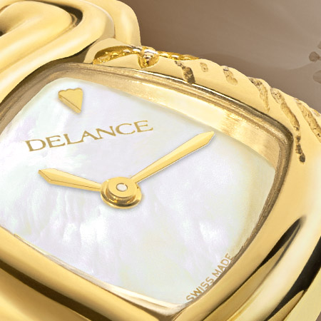 Watch for daugther - Noa: Star of the sea, a personalized Delance watch Ocean collection