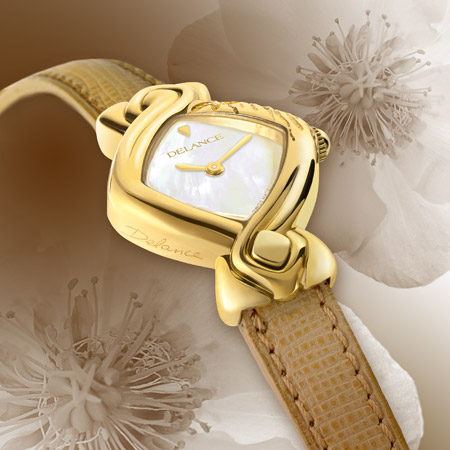 Damen Uhr - Noa: Star of the sea, a personalized Delance watch Ocean collection